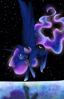 Princess Luna by Angel-the-angel