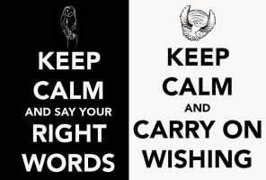 Labyrinth - Keep Calm and... by PreciousThing66