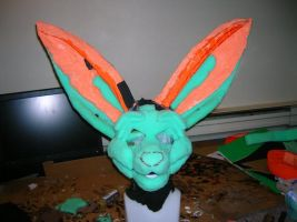 Fennec Head Base by FNSCostumes
