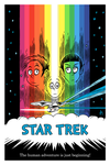 Star Trek TMP One Sheet by DrFaustusAU