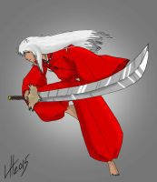 Inuyasha: Charge by Neah-chan
