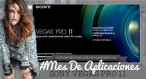 #Sony Vegas Pro 11 {Full} by CustomizeYourLife