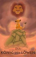 The Lion King by Camirara