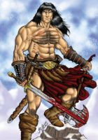 Conan the Barbarian - 2002 by RubusTheBarbarian
