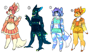 furry adopts $10 by doe-tails