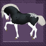 1025 Group Horse Import by Cloudrunner64