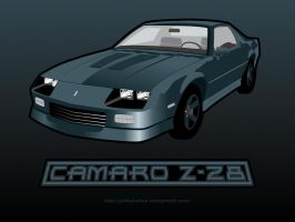 Camaro Z-28 by Junkandres