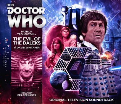 Doctor Who - Evil of the Daleks Soundtrack Cover by willbrooks