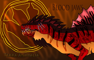 TA Blood Jaws First Design by Asoq
