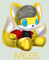 Plushie Collection: Miles by Omnicenos