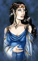 Luthien by avarts74
