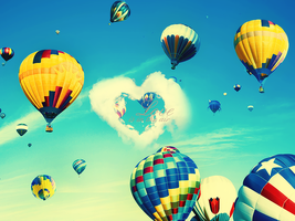 Love is in the air by kewadi