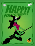 Happy Hallotweenoo by atma33
