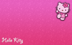 Hello Kitty Wallpaper by inexpressiblee