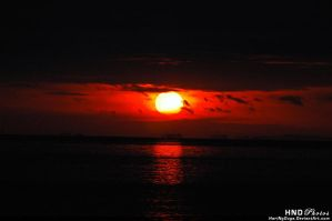 The Final Sunset... by HariNgDuga
