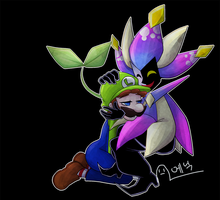 You are mine. Luigi. by AnicMJ