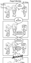 HP - Fangirl Mistake: Number 1 by ravengrimm