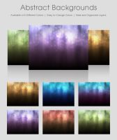 Abstract Backgrounds by Stembimo