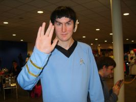 Spock by Elle-Ectricity