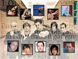 Wallpaper Simple Plan by colamoche