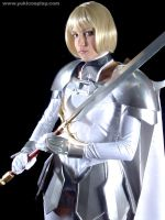 Clare from Claymore by Yukilefay