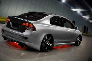 Honda Civic by SaMuVT