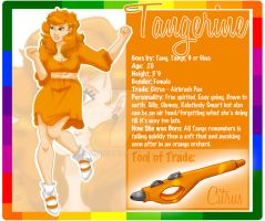 Banderia: Tangerine by unsighted