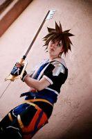 Sora - Ready To Face Darkness- by Glass-Rose-Prince