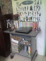 Meh mini otaku corner :3 by eitho