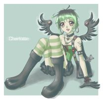 Good Bad Everything Charlotte by anael