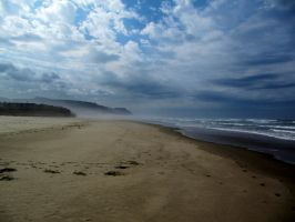 Beach Landscape 2 -- Sept 2009 by pricecw-stock