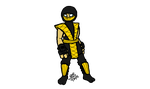 Scorpion by uhnevermind