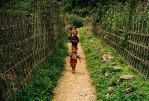 Children on the road by thulinh3t