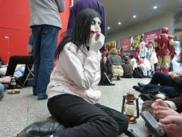 Jeff the Killer Cosplay - Derping Around by Shadow-Industries