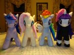 Group Shot by WhiteDove-Creations