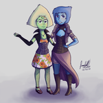 Lapidot Halloween by thumiza