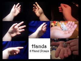 Hands by TatteredButterfly