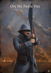 They Shall Not Pass by Aanker