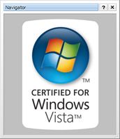 Certified for windows vista by steelew
