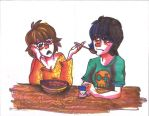 why u not accept my fkn cereal?? by Ari-Cat1998