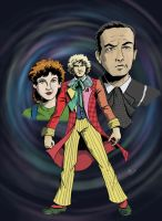 Sixth Doctor:Time's Champion by JonWes