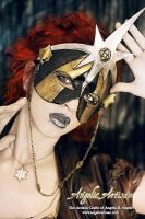 Tarot: The Star Mask (Featuring Girltripped) by Angelic-Artisan