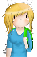 Fionna The Human by LittlePanda3
