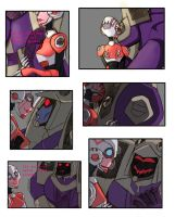 The Fall of Arcee End by Simple-shadow