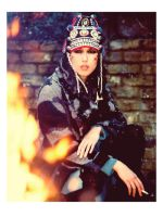 American Indian 6 by sarahlouisejohnson
