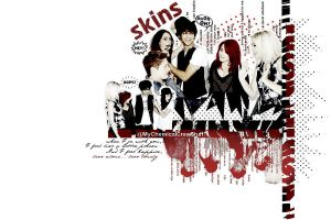 skins cast by MyChemicalCrew