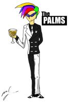 Human Casino- The Palms by cat-gray-and-me78