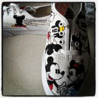 Mouse Shoes by angelo10c