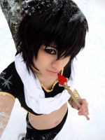Cold sensation - Judal Cosplay /Magi/ by Hikuja