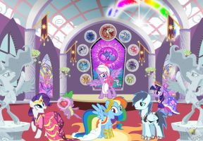 Party in my house. Part 2 by DassieDazel